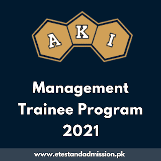 AKI Textiles Management Trainee Program 2021