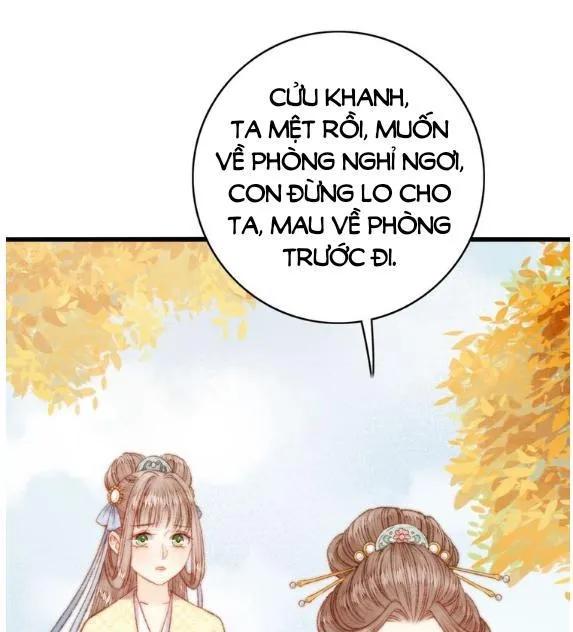 Nàng Phi Cửu Khanh - Thần Y Kiều Nữ chap 24 - Trang 41