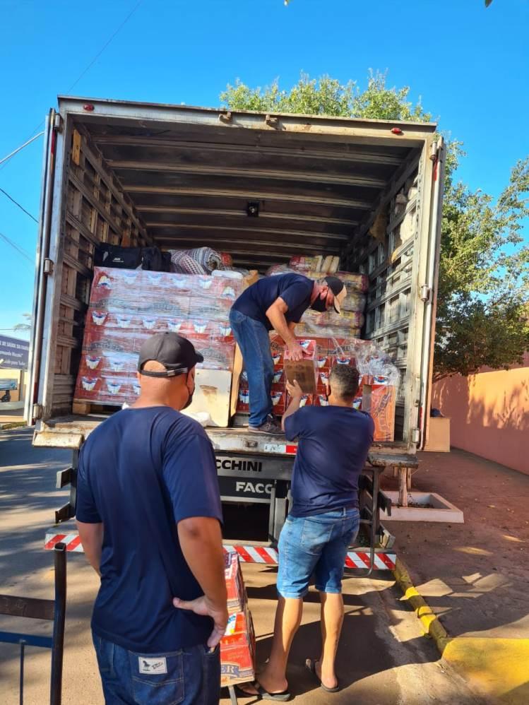 Prefeitura de Colômbia iniciará entrega de 800 Kits Escolares no dia 25 de Junho