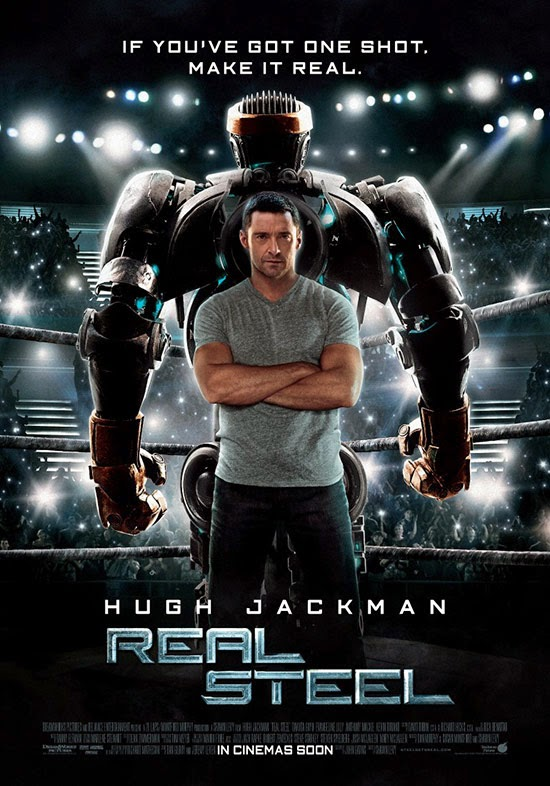 Real Steel (2011) BluRay 720p