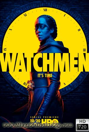 Watchmen Temporada 1 [720p] [Latino-Ingles] [MEGA]