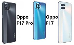 Oppo annonce officiellement ses deux téléphones, Oppo F17 et Oppo F17 Pro