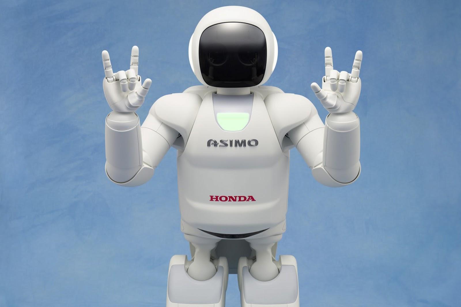 Honda Robots HD wallpapers   HD Wallpapers (High ...