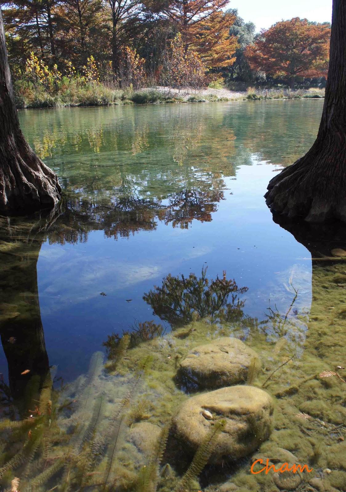 Time to visit at Garner State Park (Concan, Texas)