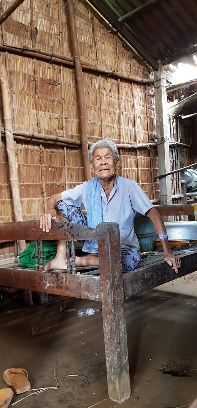 Hoàn cảnh khó khăn của CỤ BÀ CÔ ĐƠN 83 tuổi cần được giúp đỡ... Trà Vinh