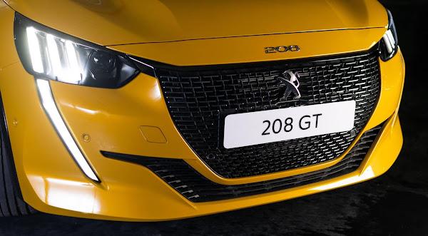 Novo Peugeot 208 2022 GT 1.2 Turbo automático chega à Argentina - fotos e preços
