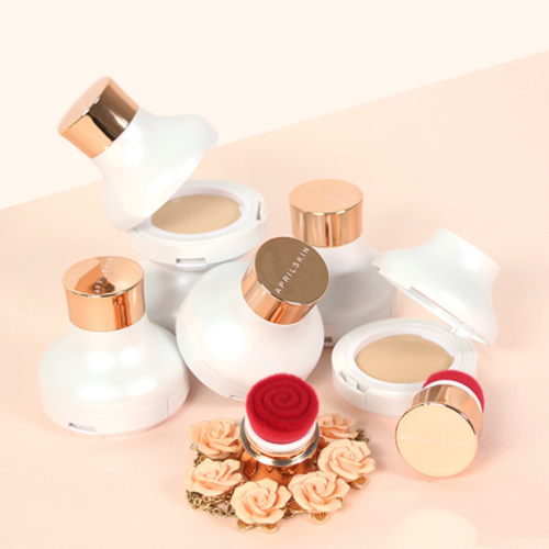 Rose Glam Moisture Cover Foundation