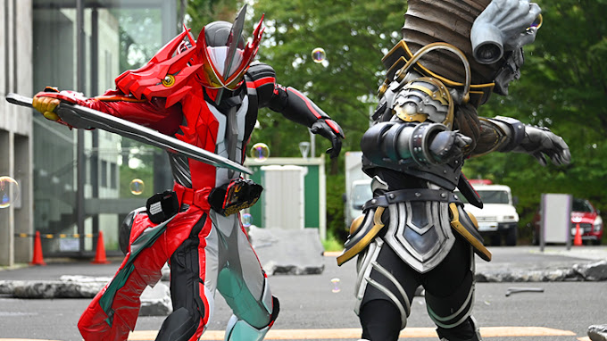 Kamen Rider Saber Episode 1 Subtitle Indonesia