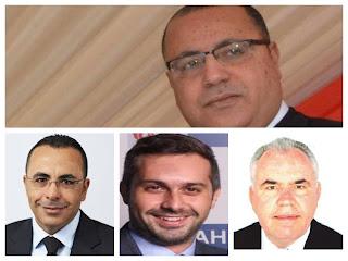 3 من الوزراء الذين اقترحهم المشيشي طلبوا اعفاءهم