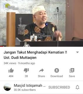 Masjid Istiqomah Bandung