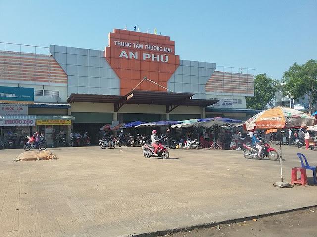 Huyện An Phú, An Giang