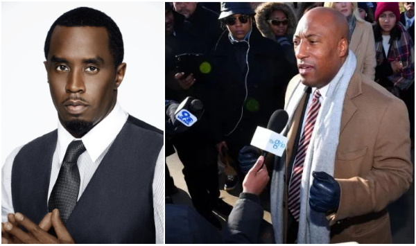 PDiddy On Byron Allen
