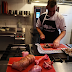How to cut Lamb Leg at Butchery Masterclass 2019 by MLA at BerjayaUC