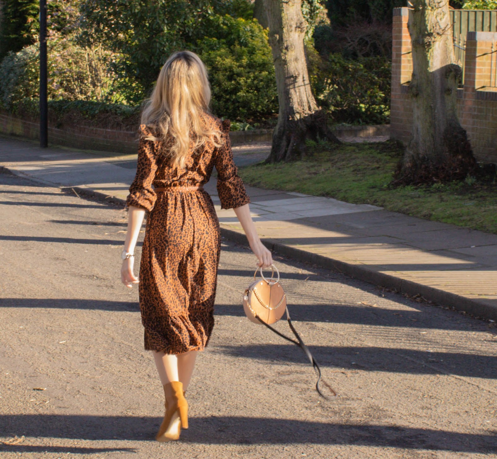 How To Style A Prairie Dress