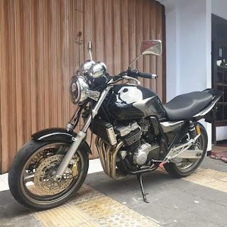 Dijual Honda CB400 Suara Gahar
