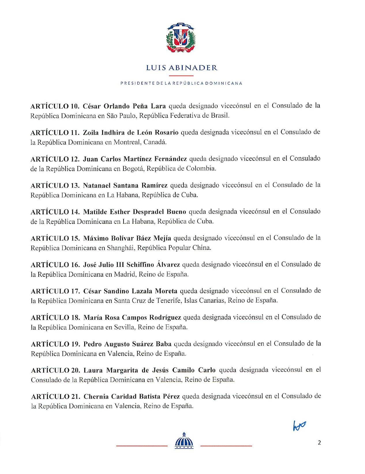 decreto 599-20
