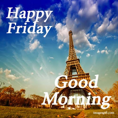 friday good morning images in english