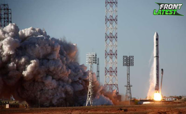 Russia's solitary space telescope separates