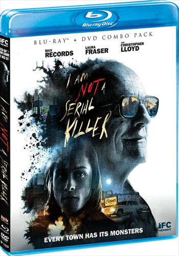 I Am Not A Serial Killer 2016 English Bluray Movie Download