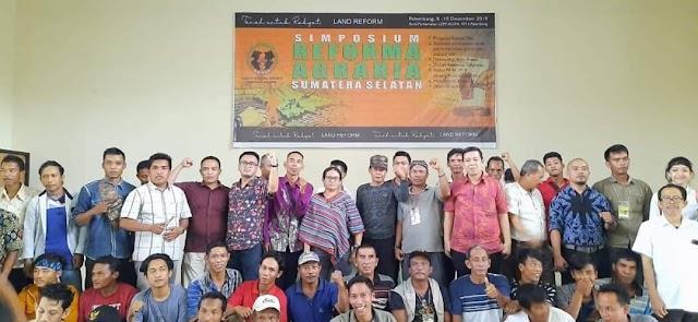 JJ Polong: Reforma Agraria Solusi Bagi Masalah Pertanian Indonesia dan pengakuan Hak Asasi Petani