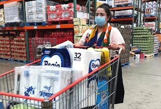 <b>Resah Corona Berujung <i>Panic Buying</i>. Begini Penjelasan Pengamat Sosial</b>