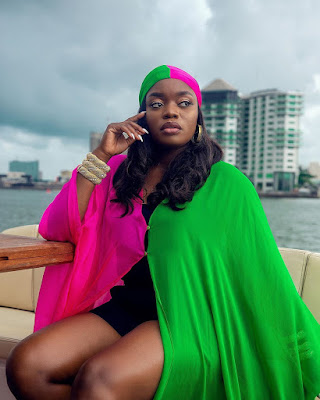Bisola Aiyeola latest photos and news
