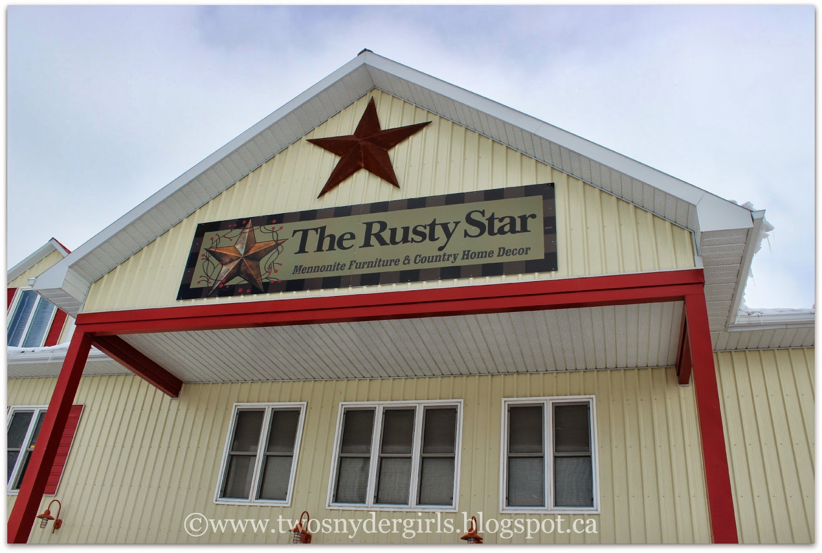The Rusty Star Store Front