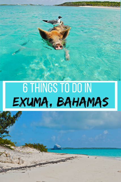 Six things to do in Exuma, Bahamas