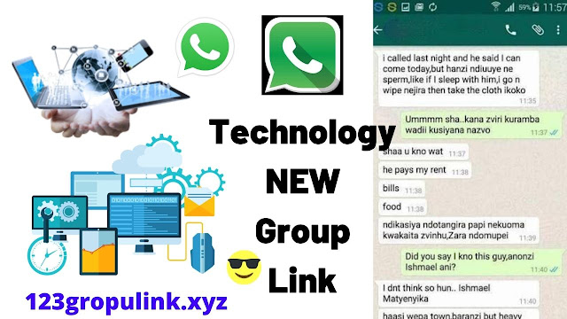 Join 800+ Technology WhatsApp Group Links 2020