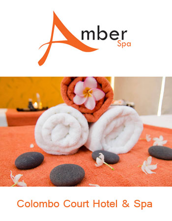 Colombo Court Hotel & Spa | Amber Spa