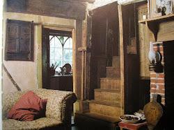 Medieval Cottage Interior