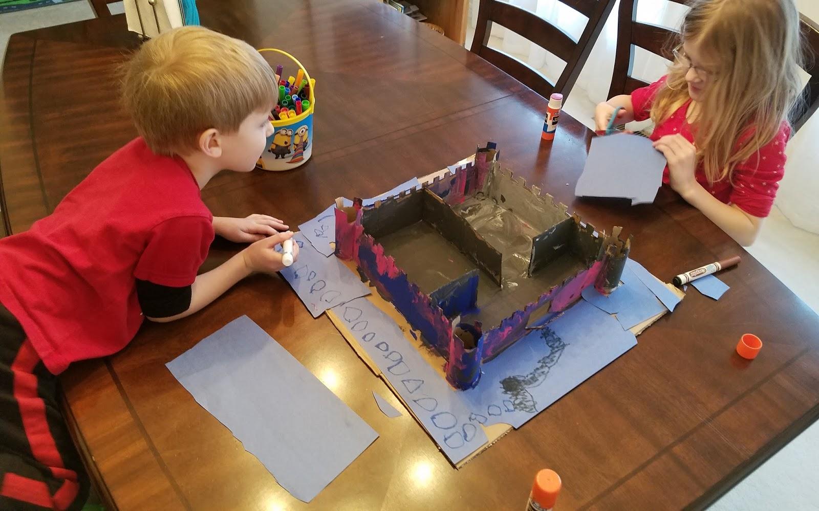 Mom S Tot School Magic Tree House 1 4 Activities