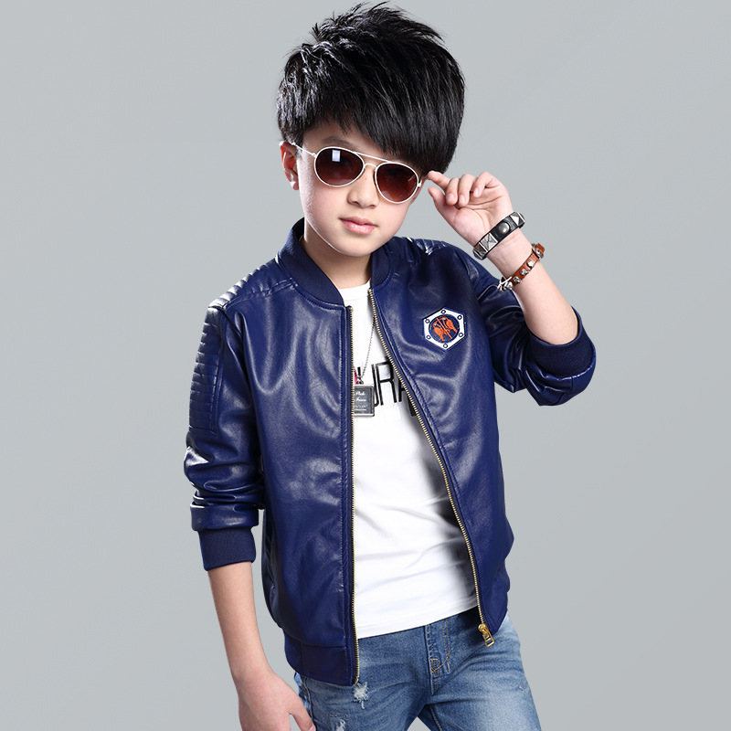 awesome styles kids leather jackets for boys sari info