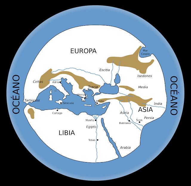 Las idas y venidas con la teoría de la Tierra plana