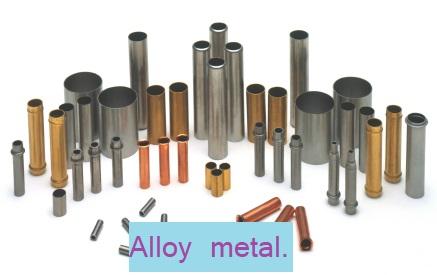 கலப்பின உலோகம் - alloy metal.