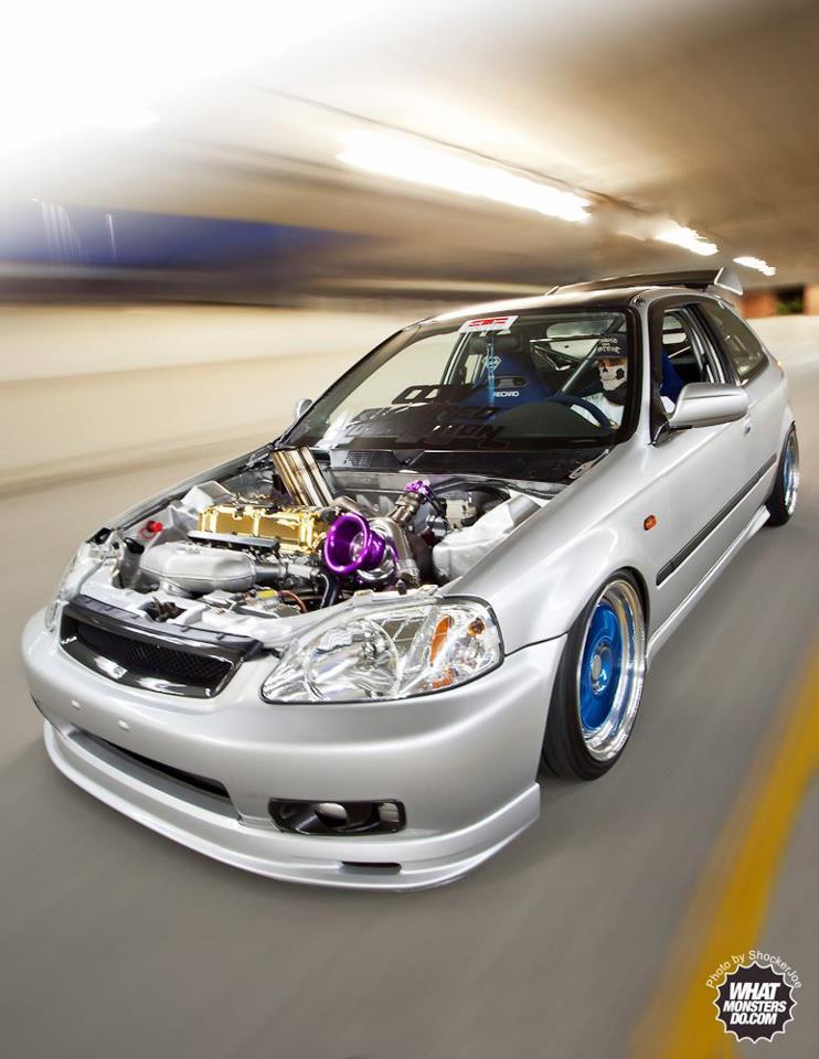 N on Mugen Honda Civic Eg