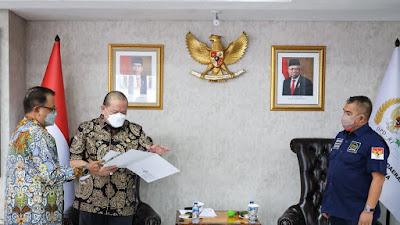 Covid-19  Melonjak, 10 Asosiasi Anggota Kadin Minta Ketua DPD RI Imbau Munas Ditunda