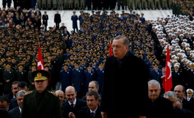 Ο Ερντογάν συνεχίζει να μιλά για τα «σύνορα της καρδιάς του»