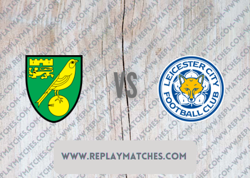 Norwich City vs Leicester City -Highlights 28 August 2021