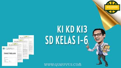 Download KI dan KD Agama Kristen SD Kurikulum  Download KI dan KD Agama Kristen SD Kurikulum 2013 Kelas 1-6