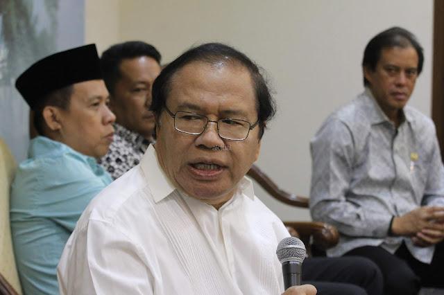 Rizal Ramli: Mas Jokowi Janji Tolak Impor tapi Menterinya Doyan Impor