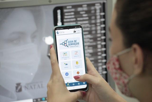 App Natal Digital aproxima cidadão dos serviços da Prefeitura