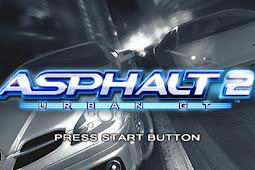 Asphalt Urban GT 2 + Save Game Complete PPSSPP