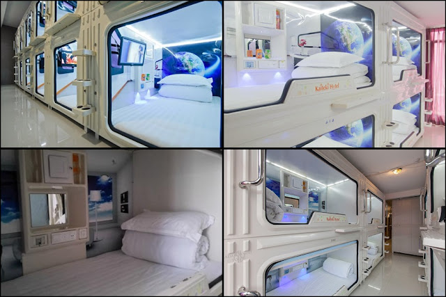 23 Cool Capsule Hotels To Stay In Southeast Asia Thehive