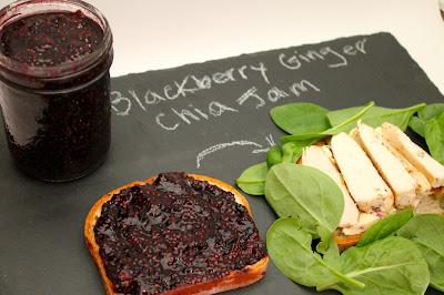 Blackberry Chia Jam