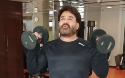 Jr NTR's Green Signal To Mohanlal's Challenge | Fitness Challenge