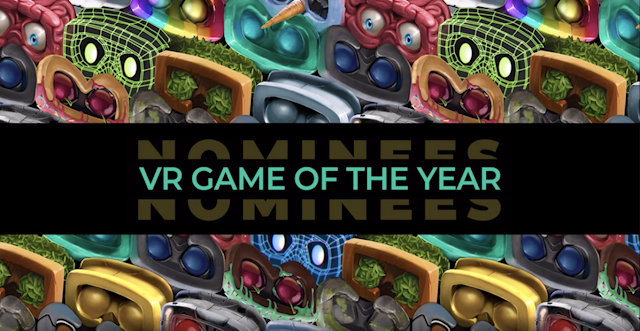 The Steam Awards 2020 Category - VR Game of the Year
