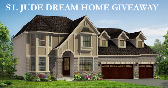 St. Louis St. Jude Dream Home Giveaway 2017