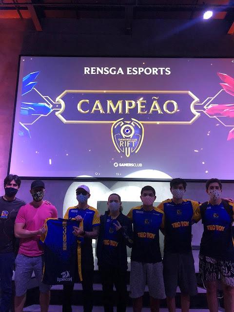 Rensga Esports