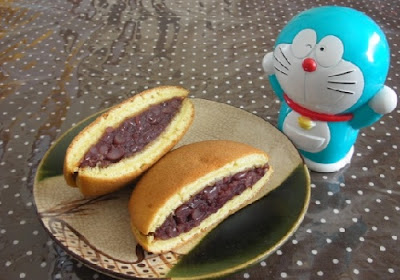 Resep Kue Doraemon Dorayaki